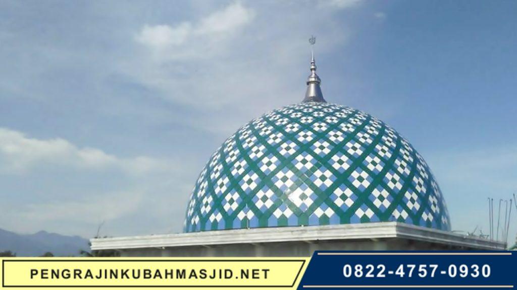 Pengrajin Kubah Masjid NET Frontpage - 3