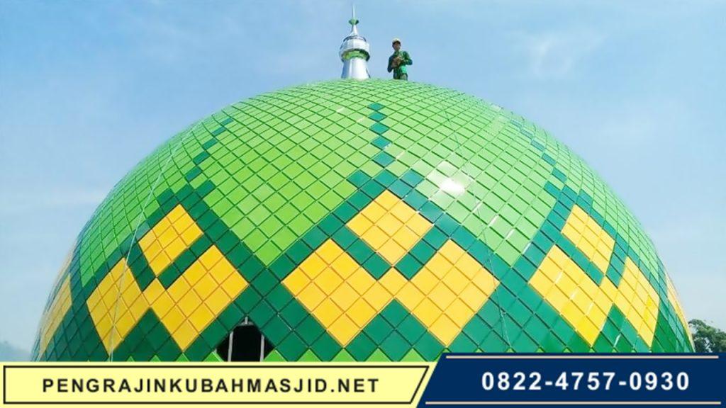 Pengrajin Kubah Masjid NET Frontpage - 4