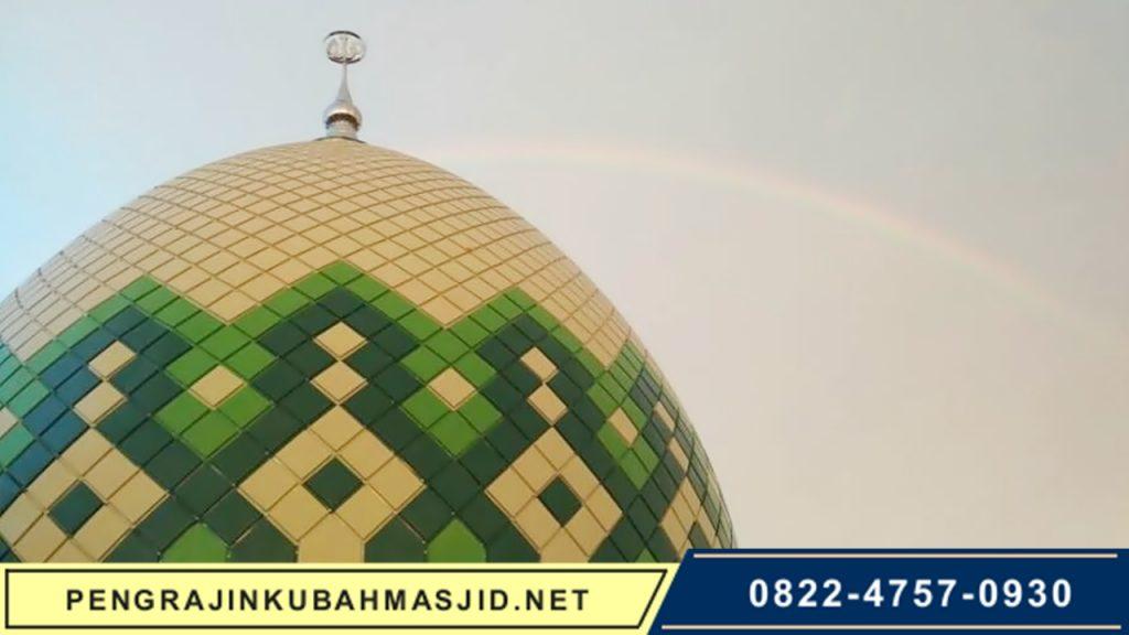 Pengrajin Kubah Masjid NET Frontpage - 5