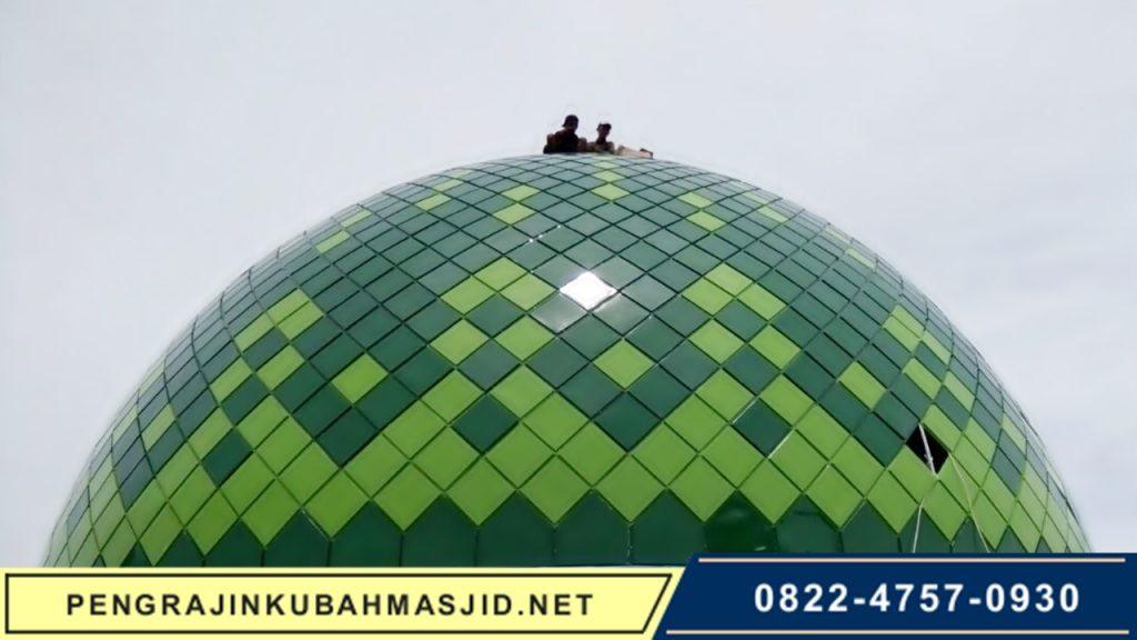 Pengrajin Kubah Masjid NET Frontpage 9