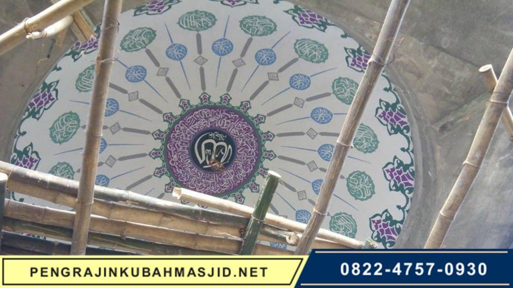 Pengrajin Kubah Masjid NET Galeri Rangka 5