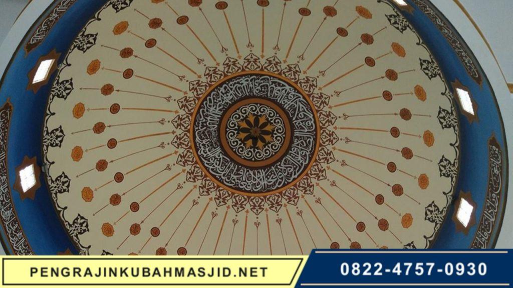 Pengrajin Kubah Masjid NET Galeri Rangka 9